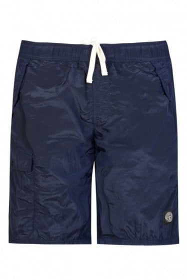 Stone Island Nylon Long Swimming Shorts