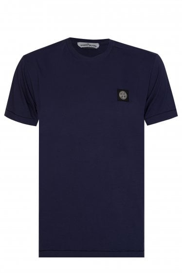 Stone Island Patch Logo T-shirt
