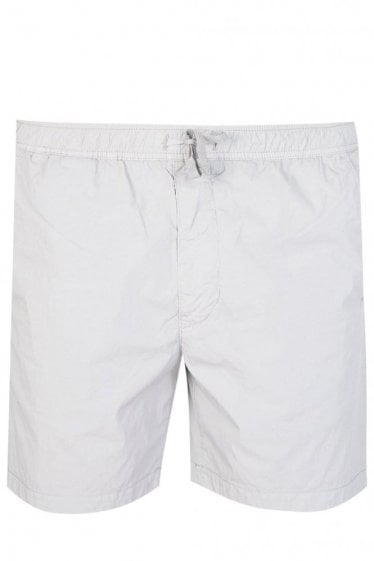 Stone Island Shadow Project Bermuda Swim Shorts Grey