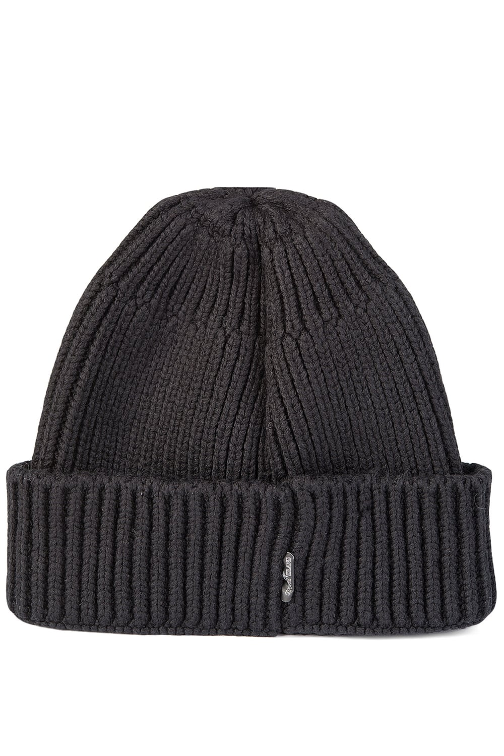 Stone Island Shadow Project Knitted Hat Black c14ec38017a