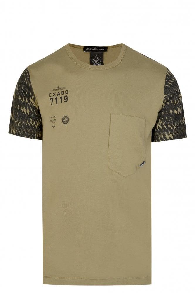 Stone-Island-Shadow-Project-Patch-Pocket-Tshirt