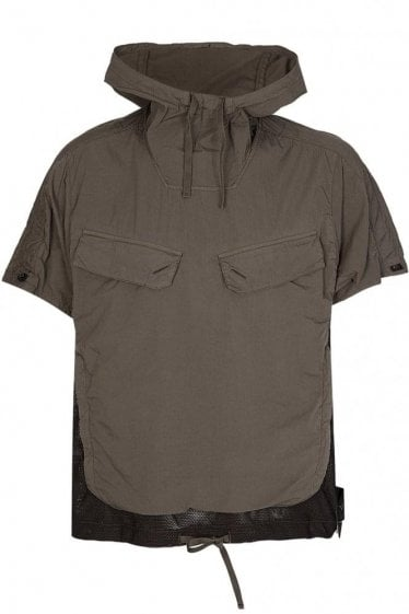 Stone Island Shadow Project Short Sleeved Overshirt