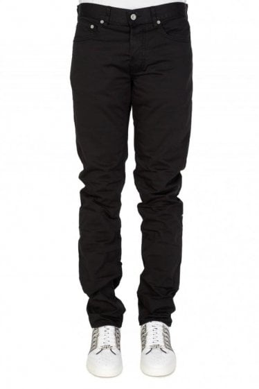 Stone Island Slim Cotton Five Pocket Jeans