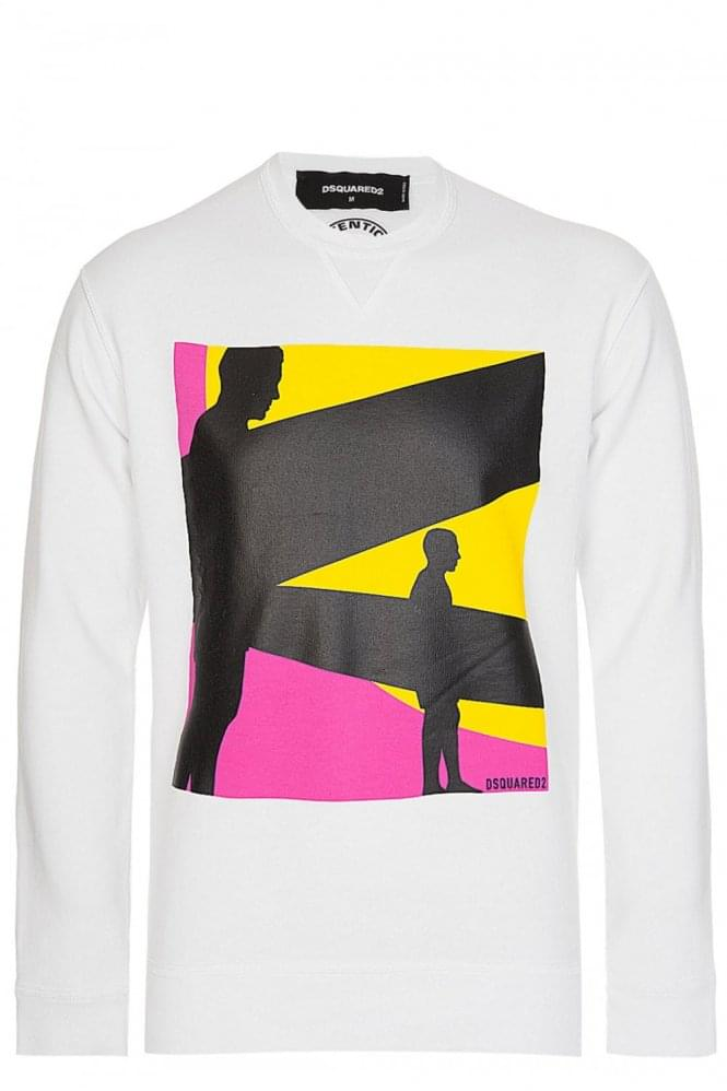 DSQUARED SURFER PRINT