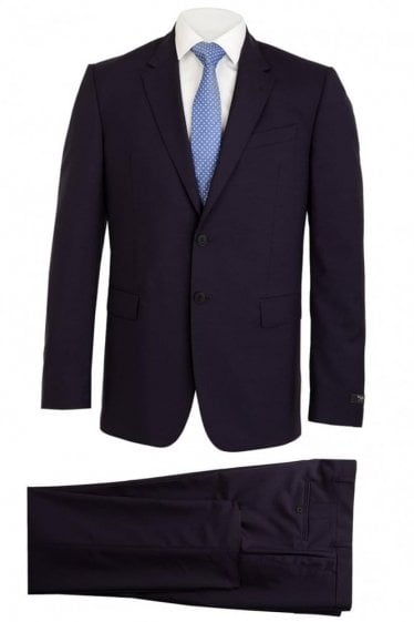 Paul Smith Byard Slim Fit Two Piece Wool Mohair Suit