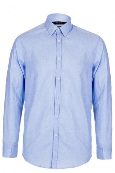 Paul Smith Byard Shirt Sky Blue