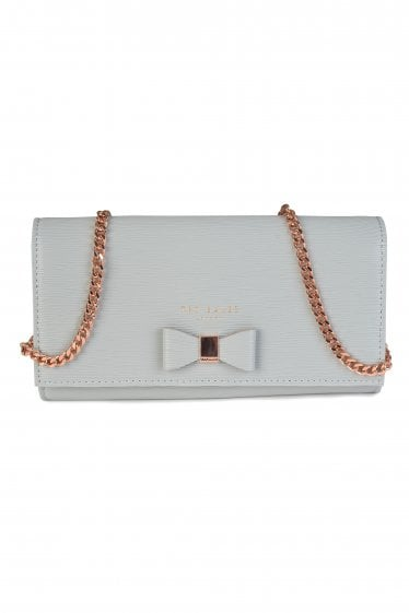 Ted Baker Abriana Leather Clutch Bag