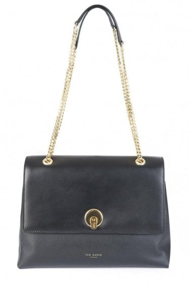 Ted Baker Chain Satchel Black
