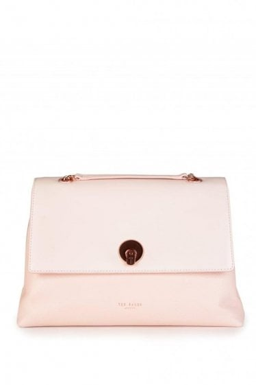 Ted Baker Chain Satchel Pink