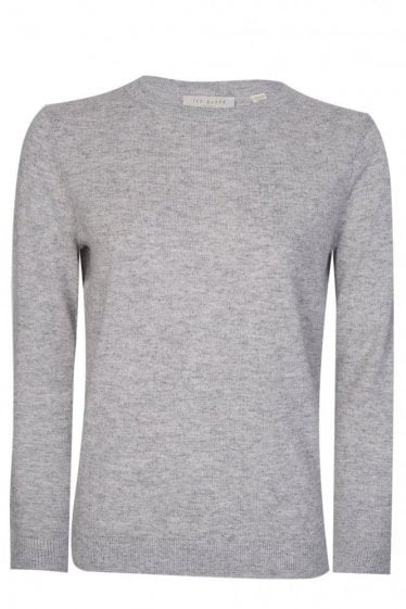 Ted Baker Ediani Knit Jumper Grey