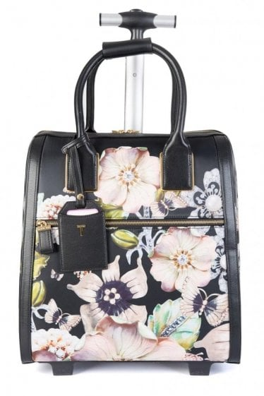 Ted Baker Gem Gardens Travel Bag Black