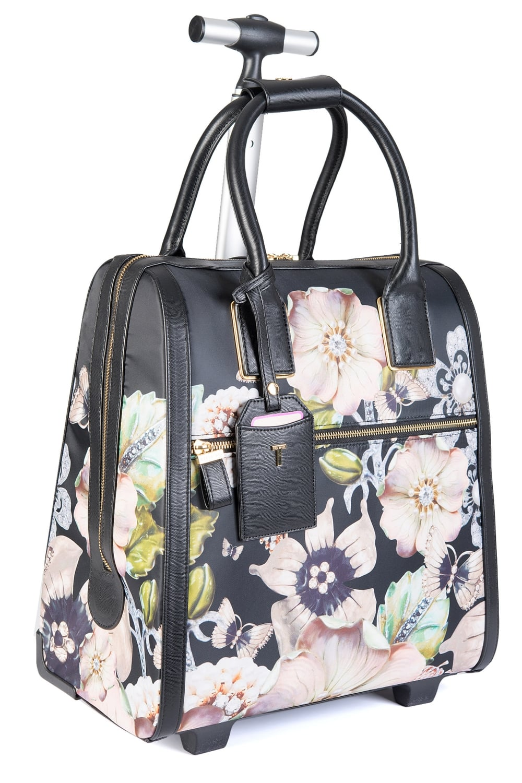 Ted Baker Gem Gardens Travel Bag Black