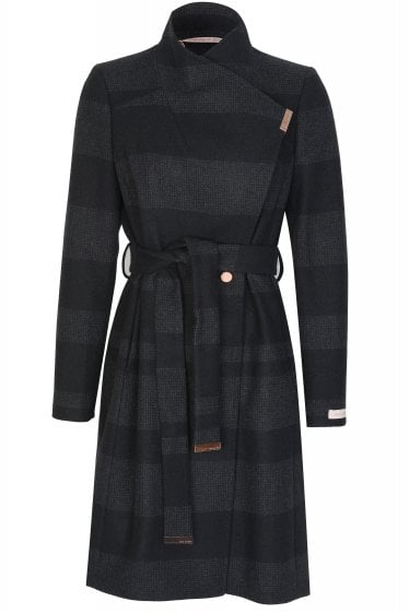 Ted Baker Narrla Long Wrap Coat