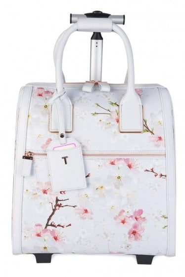 Ted Baker Oriental Blossom Travel Bag Grey