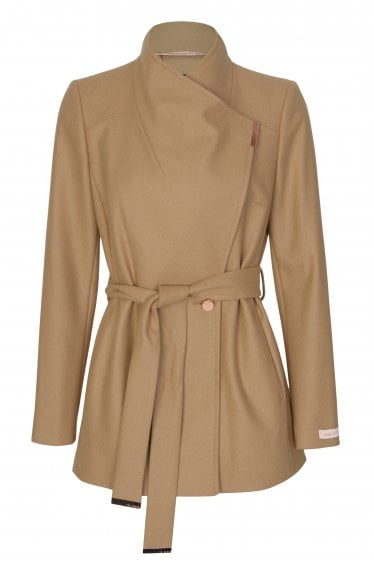 Ted Baker Rytaa Short Wrap Coat