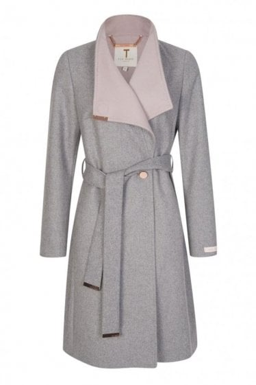 Ted Baker Women's Khera Long Wrap Coat