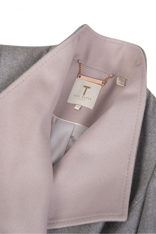 374135956bd5 Ted Baker Women s Khera Long Wrap Coat
