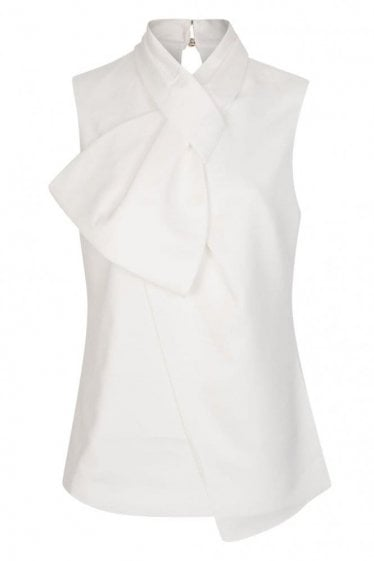 Ted Baker Women's Kristaa Twist Bow Top