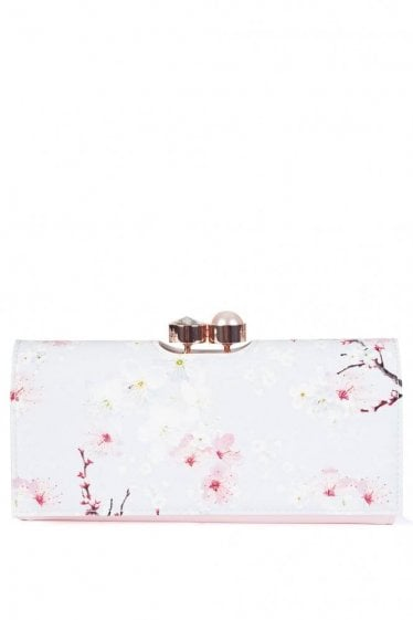 Ted Baker Women's Oriental Bloom Patent Purse