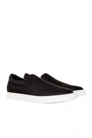 Texture Slip On Sneakers