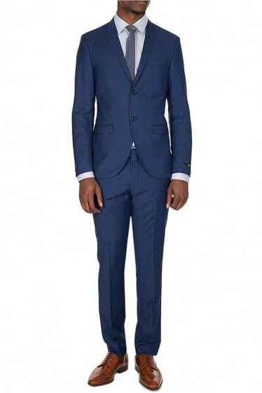 Tiger Of Sweden Blue Suit
