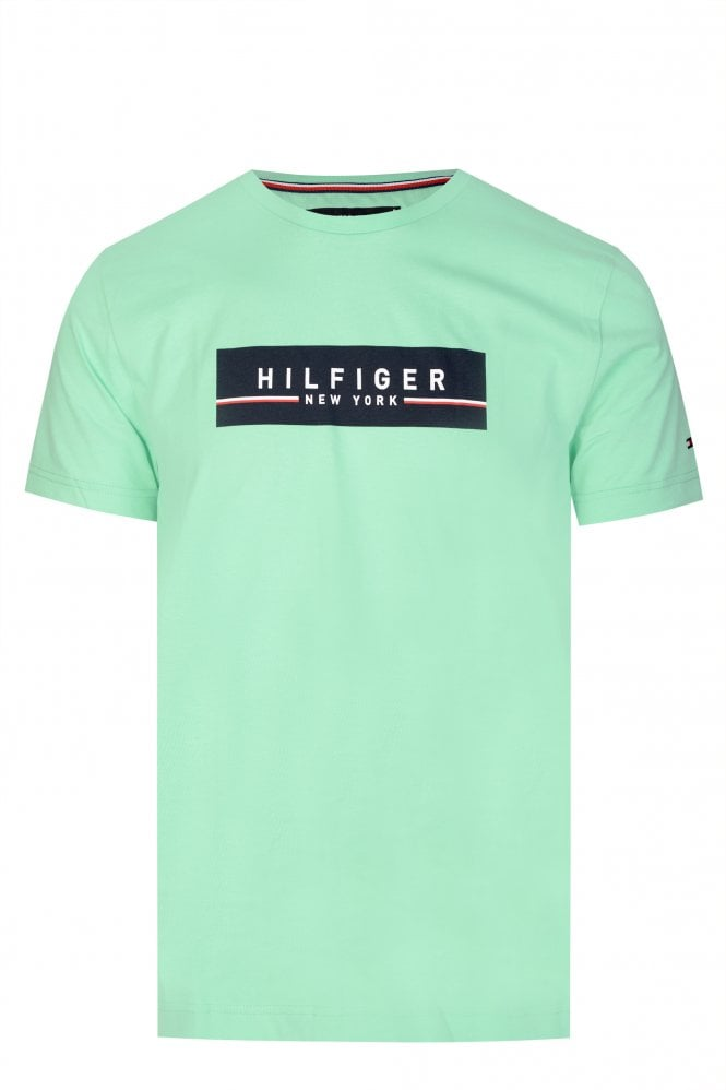 a8648e203e8c3 TOMMY HILFIGER Tommy Hilfiger Box Logo T-shirt - Clothing from ...