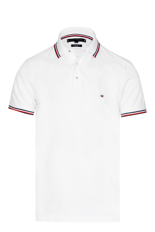 finest selection e146a 4acc7 Flag Logo Polo Shirt
