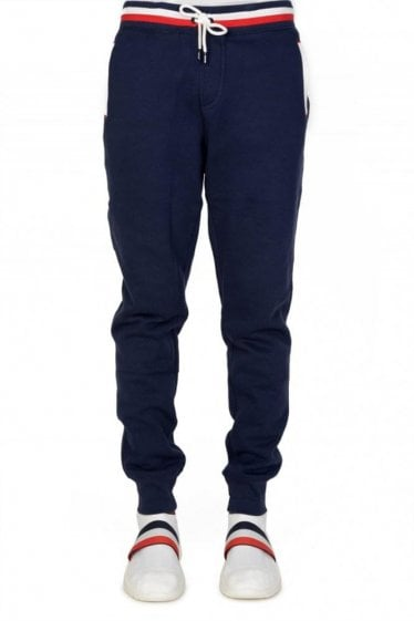 Tommy Hilfiger Stripe Combination Joggers Navy