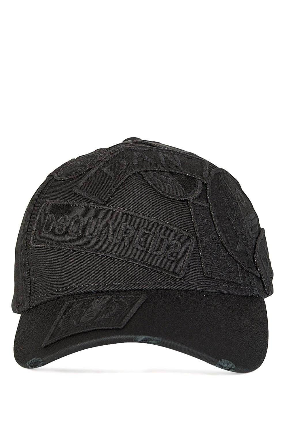 Dsquared2 Dsquared Tonal Patches Cap Clothing From