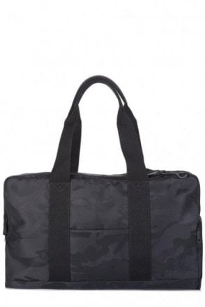 Valentino Camunoir Business Duffle Bag Black