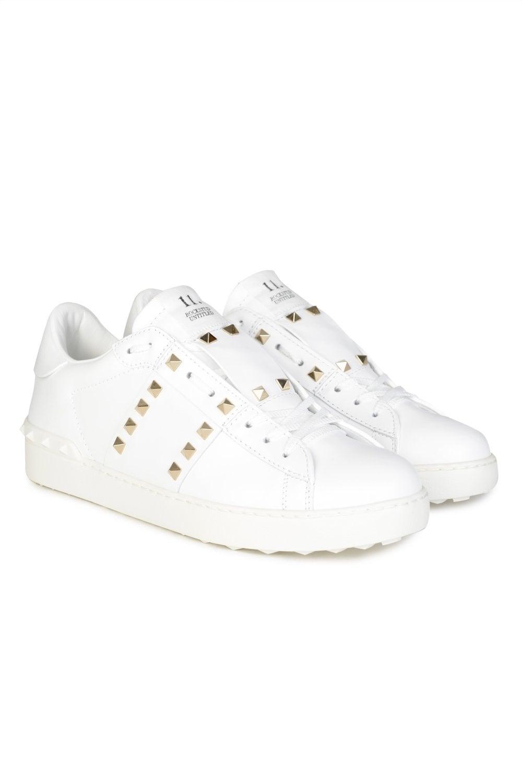 a14bd1da0f59c VALENTINO Valentino Garavani 'Rockstud Untitled 11' Sneakers ...