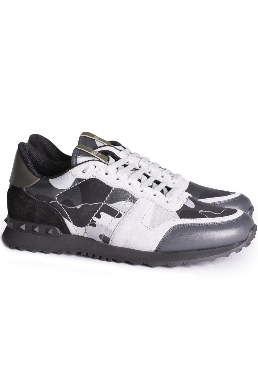 e1350a3290d4 VALENTINO Valentino Luminous Camouflage Rockrunner Sneakers ...