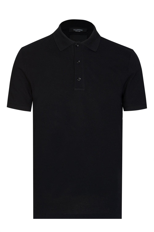 64acd927 VALENTINO Valentino Rockstud Polo Shirt - Clothing from Circle ...