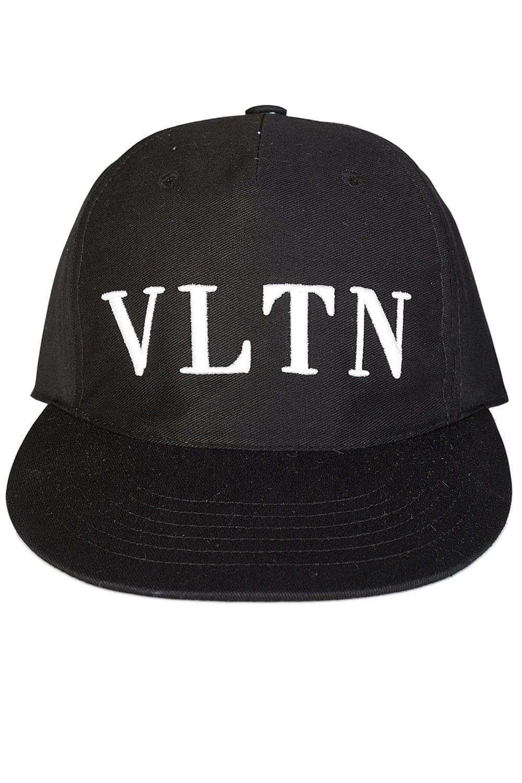 a0cc0dd9ede Valentino  VLTN  Logo Baseball Cap