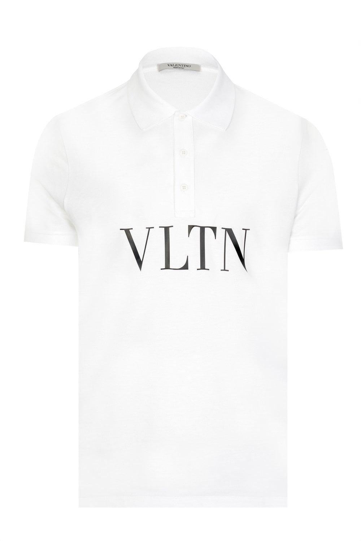 89b024c2 VALENTINO Valentino VLTN Polo Shirt - Clothing from Circle Fashion UK