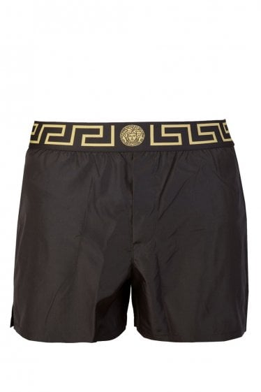 Versace Beach Logo Swim Shorts