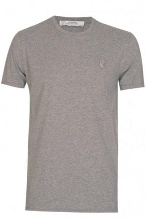 Versace Collection Half Medusa T-Shirt Grey