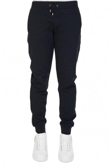 Versace Collection Medusa Joggers Black
