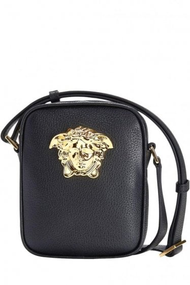 Versace Mainline Medusa Logo Cross Body Bag