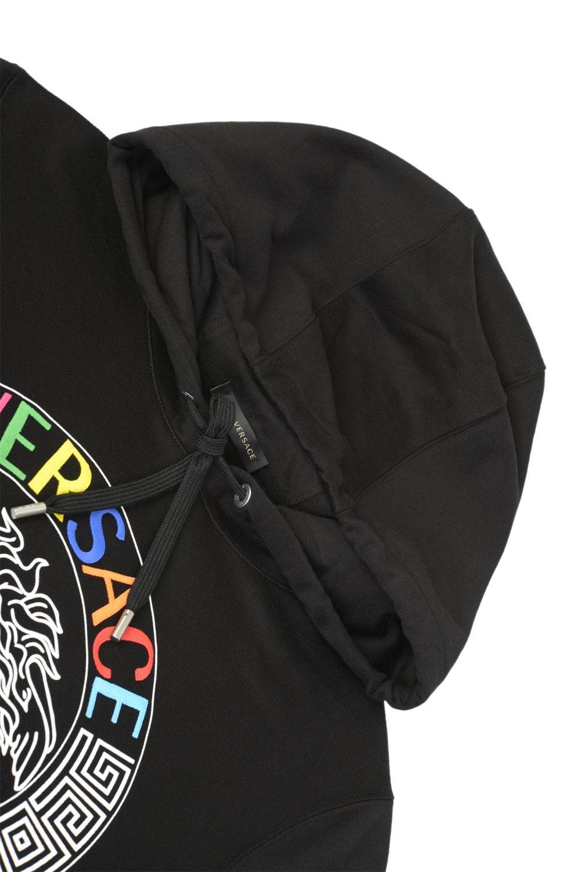 099f6dd1 Multi-colour Medusa Head Hooded Sweatshirt