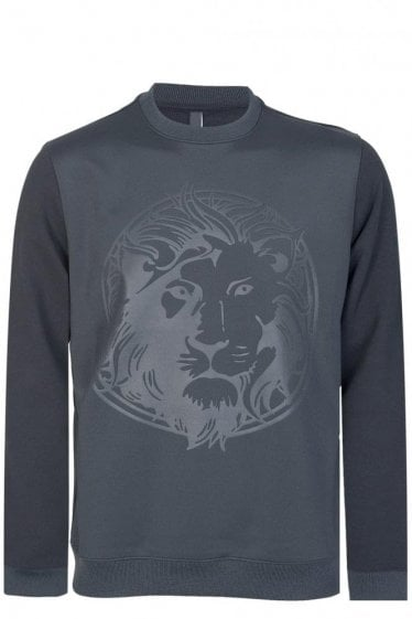 Versace Versus Active Lion Sweatshirt Black