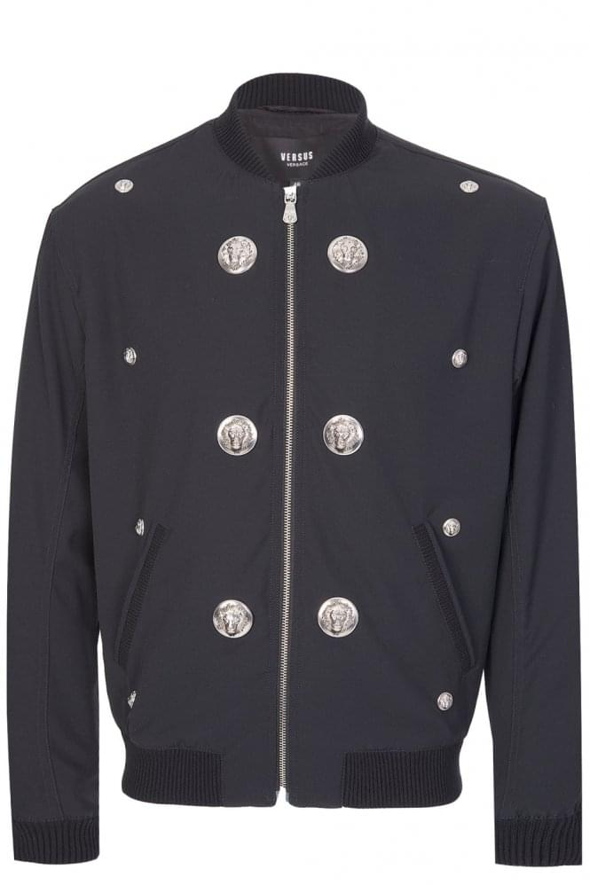 versace-versus-all-over-metal-lion-logo-bomber-jacket