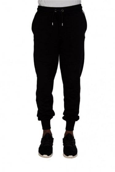 Versace Versus Pocket Tape Joggers Black