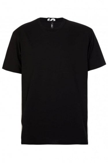 Versace Versus Tape T-Shirt Black
