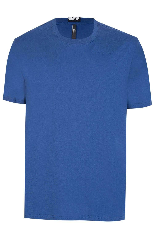 026b119f Versace Versus Tape T-Shirt Blue
