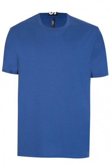 Versace Versus Tape T-Shirt Blue