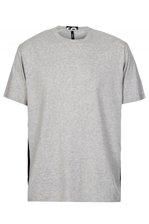 a9601676 Versace Versus Tape T-Shirt Grey