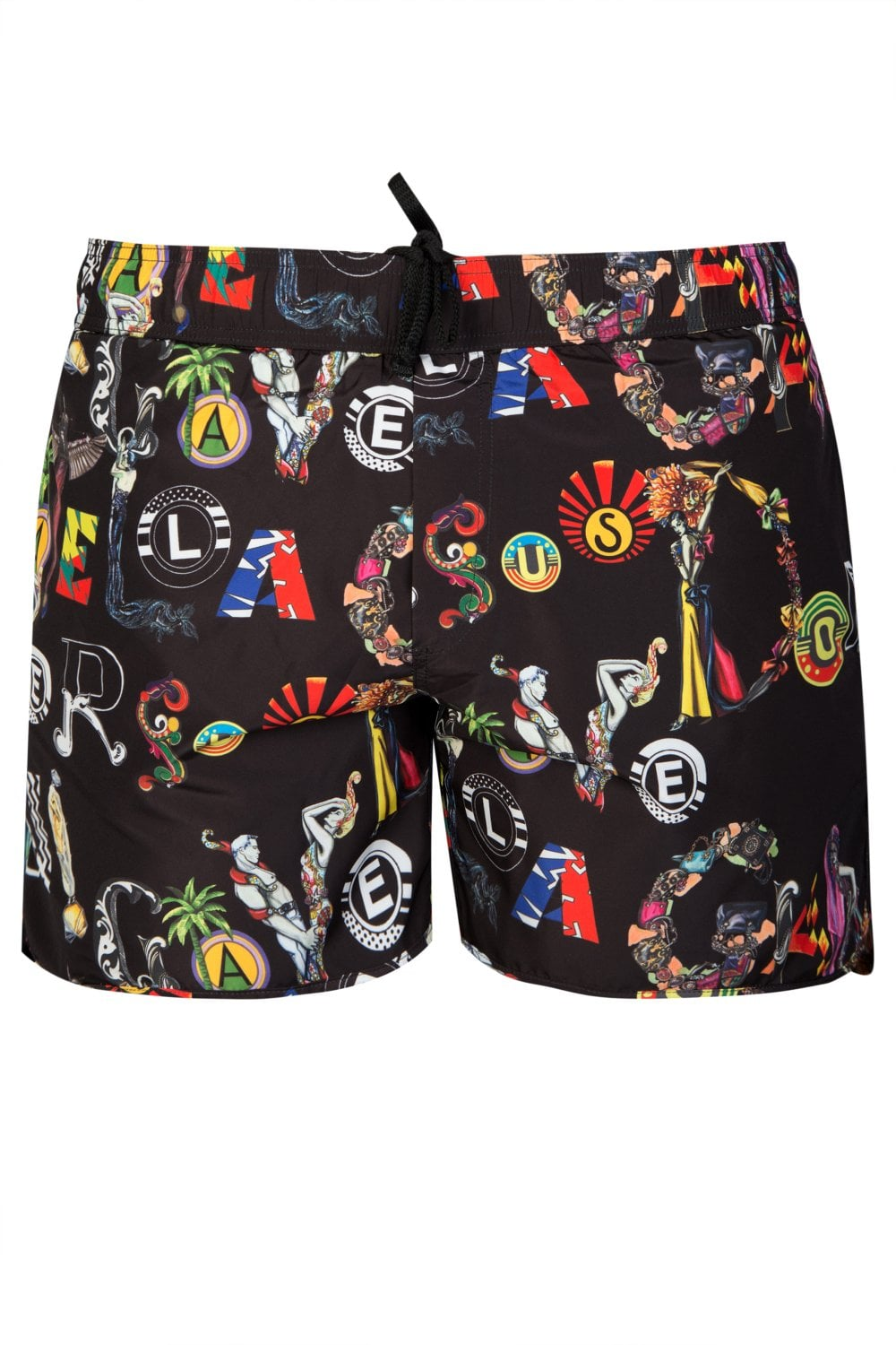 06cac10bfe VERSACE Versus Versace Gianni All Over Print Swim Shorts - Clothing from Circle  Fashion UK