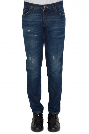 Vintaged Toarmina 5 Pocket Jeans