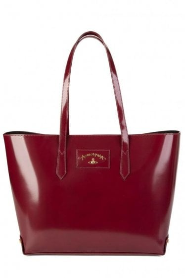 Vivienne Westwood Anglomania Newcastle Bag Red